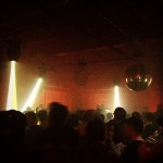 The weekend started early at @goodroombk! Stellar lineup tonight: @princelanguage,…